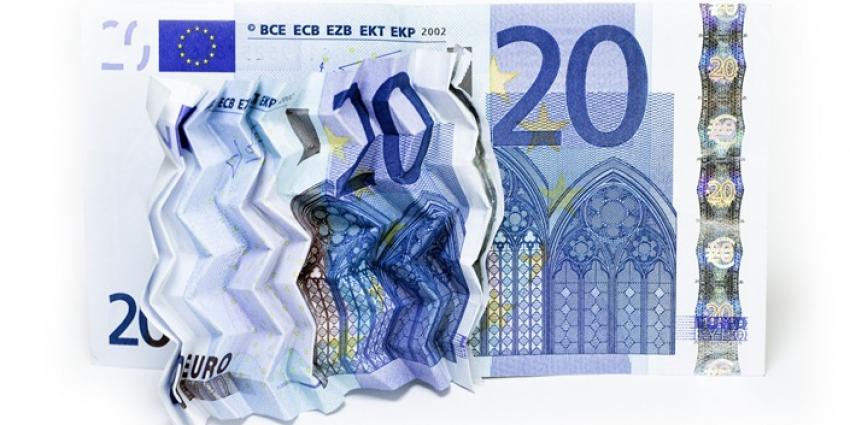 Foto van 20 euro biljetten | Sxc