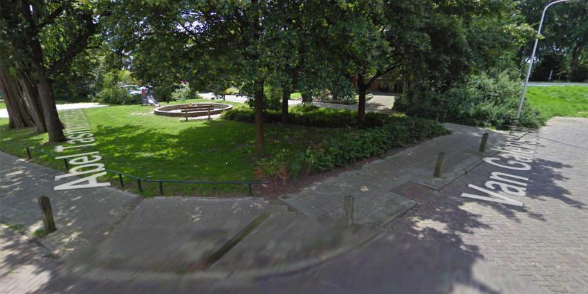 Man gestoken na opmerking over joint roken in speeltuin Zwolle