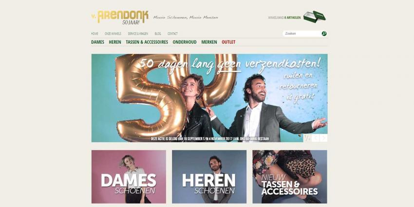 Van Arendonk geeft Schoenenwinkel weg!
