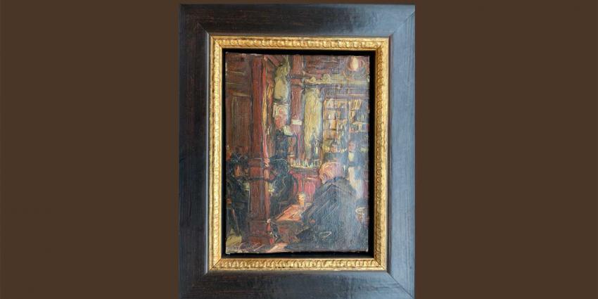 Mogelijke echte Van Gogh nagelaten aan museum in Drenthe