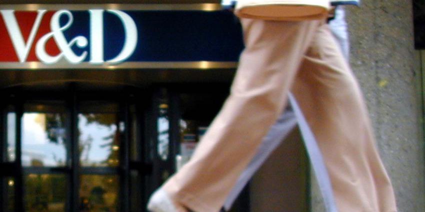 'Winkelketen V&D moet bij doorstart andere naam krijgen'