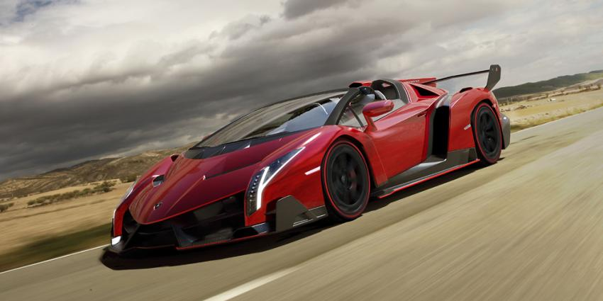 Foto van Lamborghini Veneno Roadster | Lamborghini