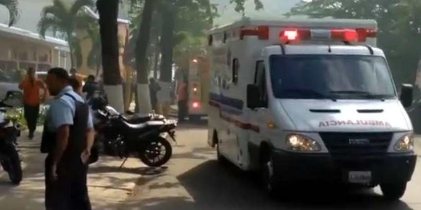68 doden bij brand in politiebureau Venezuela
