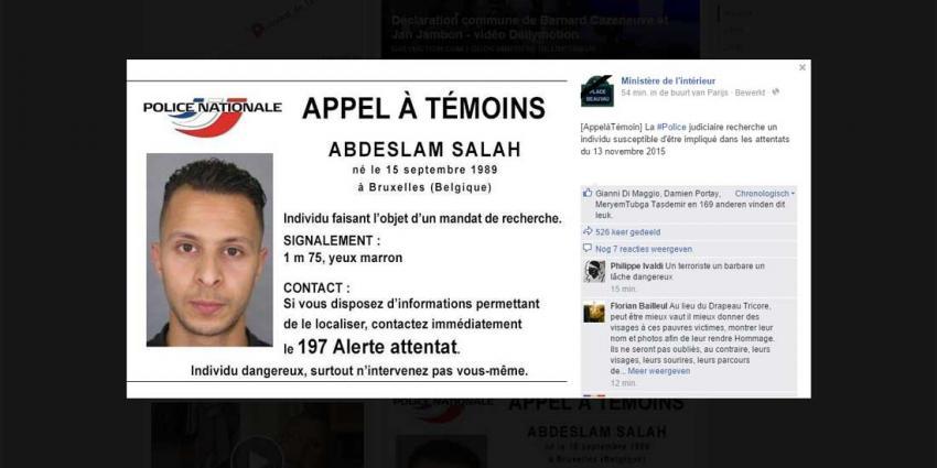 'Terreurverdachte Abdeslam uitgeleverd aan Frankrijk'