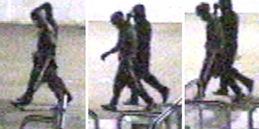 Foto's van verdachten brand Ajax getoond