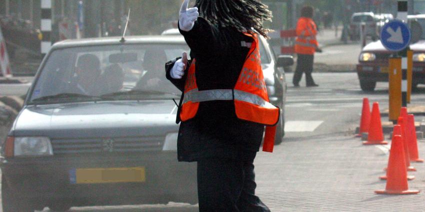 foto van verkeersregelaar | fbf
