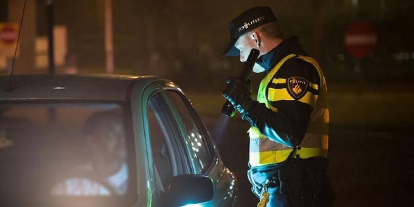 Politie Rotterdam haalt 31 dronken weggebruikers van de straat