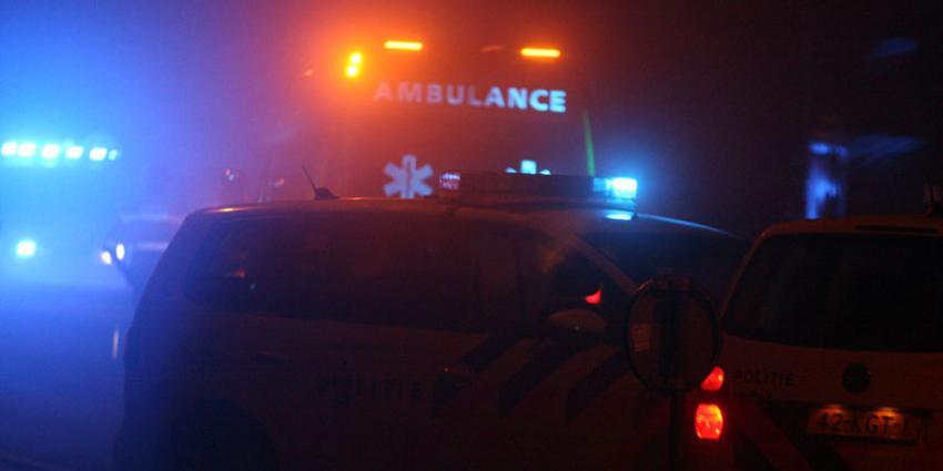 Automobilist om het leven gekomen bij eenzijdig ongeval