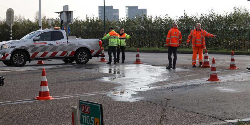 verkeersregelaars-afrit