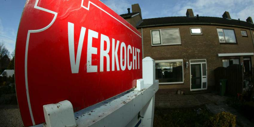 Recordaantal huizen verkocht in derde kwartaal 2017