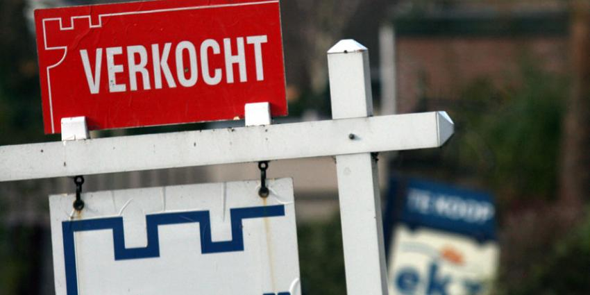 Recordaantal huizen verkocht in Limburg