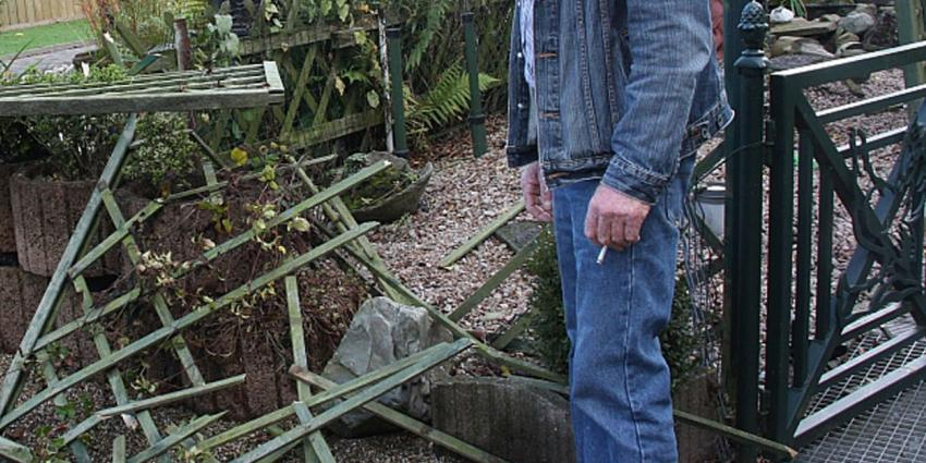 Jongeren trekken poor van vernieling in Arnhem