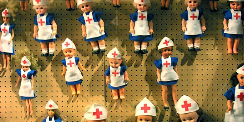 Drie keer zoveel verpleegkundigen als artsen