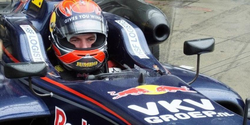 Max Verstappen sneuvelt in 13e ronde Bahrein door 'brake failure'