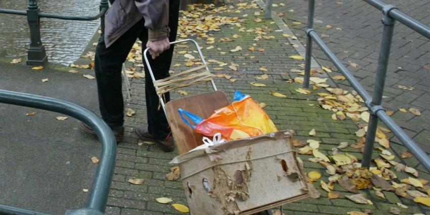 40 Procent meer daklozen leven zonder zorgverzekering