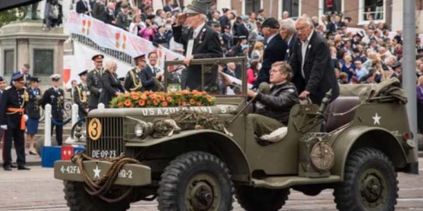 Nederlandse Veteranendag trekt bijna 95.000 bezoekers
