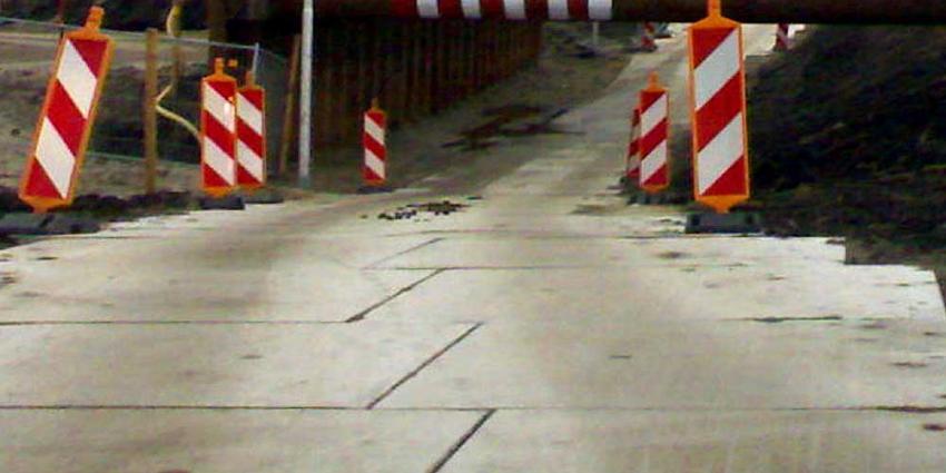 Foto van viaduct bouw   Archief EHF