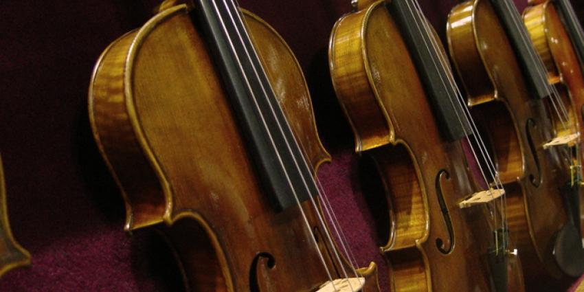 Concertgebouworkest 2,5 jaar op tournee