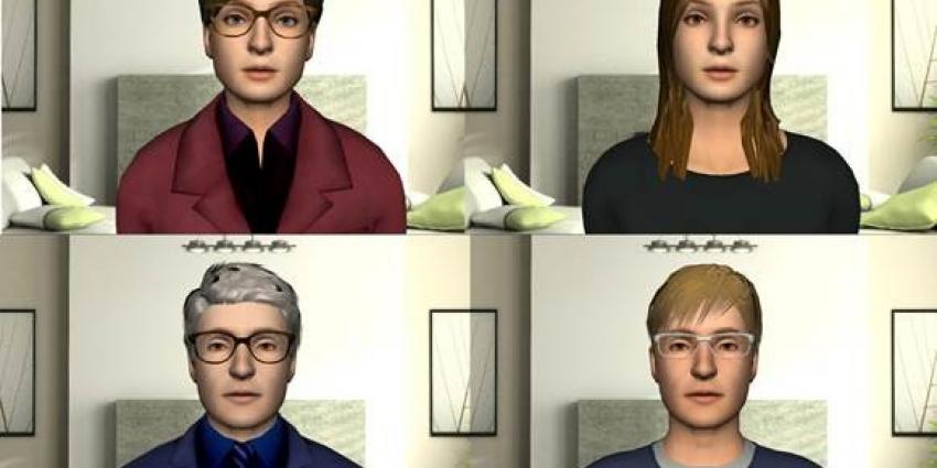 TU Delft ontwikkelt virtuele coach voor patiënten met posttraumatische stressstoornis