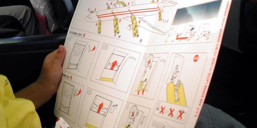 Passiegiers KLM-vlucht moesten kort aan het zuurstof
