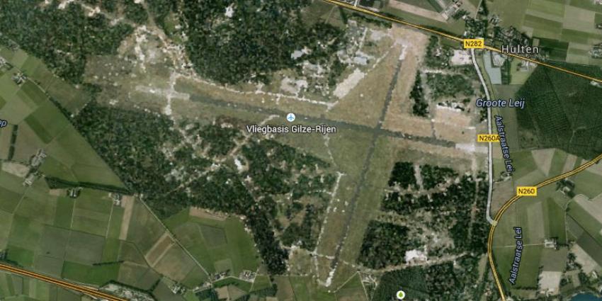 Transport wrakstukken MH17 naar Gilze Rijen