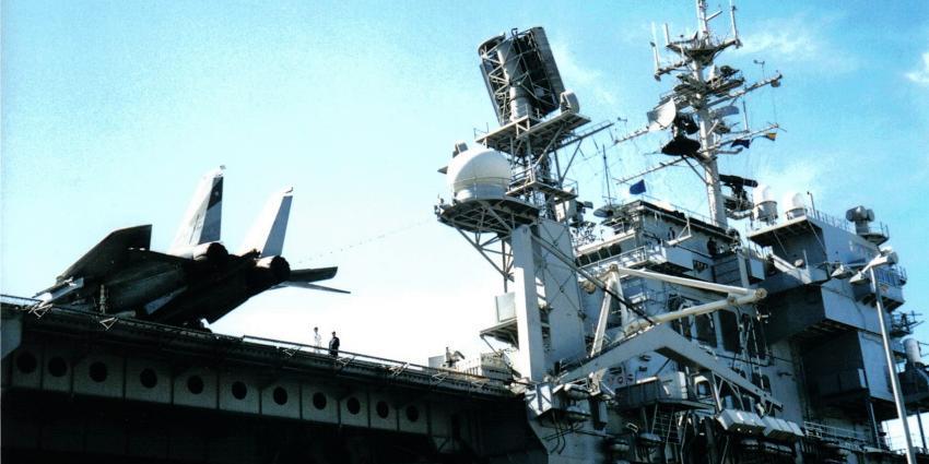 VS stuurt marineschepen naar Noord-Korea