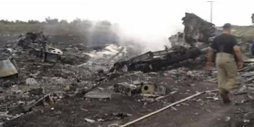 Opnieuw stoffelijke resten gevonden rampplek MH17
