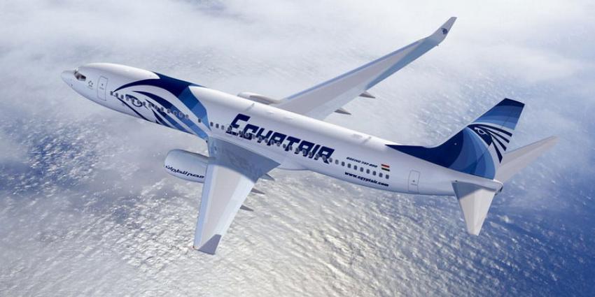 'Voicerecorder EgyptAir wijst op mogelijk brand aan boord'