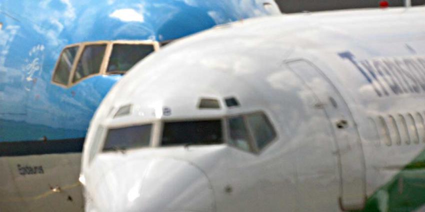 Veel vertragingen op Schiphol door grote storing bij Luchtverkeersleiding