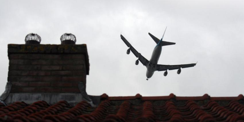 ILT staat minder vluchten over Schiedam toe in 2019