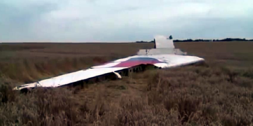 Opnieuw stoffelijke resten en wrakstukken MH17 geborgen