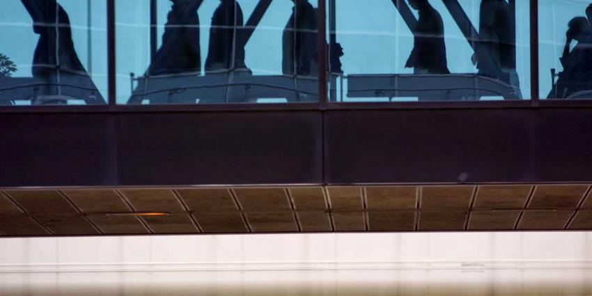 Verdachte schietincident Blerick aangehouden vliegveld Parijs