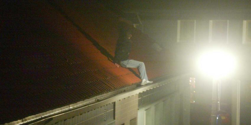 foto van vlucht op dak | fbf
