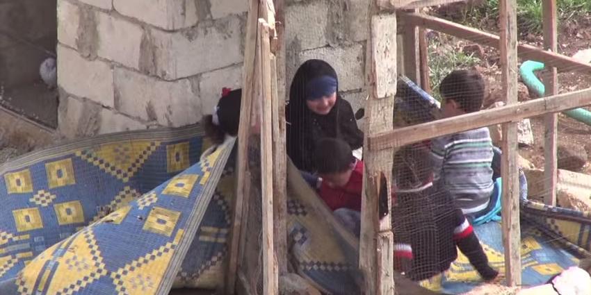 110 miljoen euro steun van Nederland aan Libanon bij de opvang van vluchtelingen