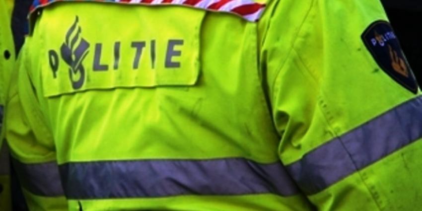 Twee doden bij aanrijding nabij Hoek