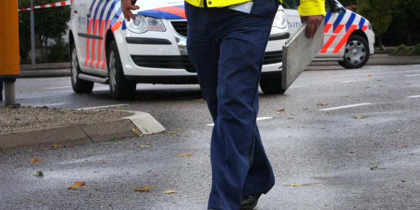 Automobilist (69) overleden bij ernstige aanrijding Beverwijk