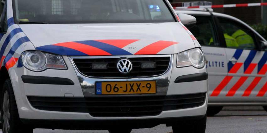 Vijf gewonden bij ongeval N209