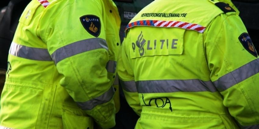 Vier gewonden bij frontale aanrijding in Roggel