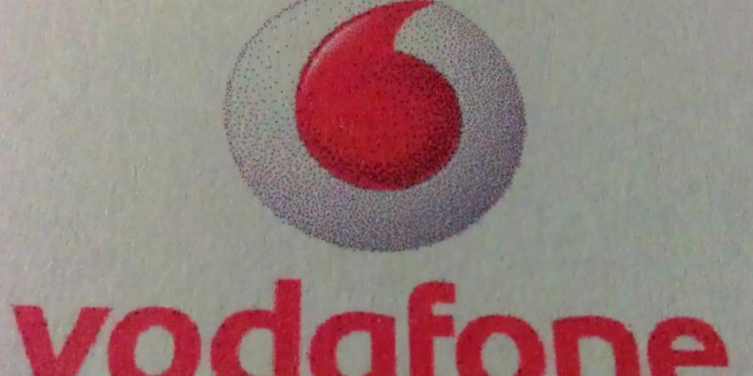 Landelijke storing bij Vodafone