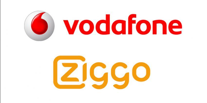 Fusie tussen Ziggo en Vodafone