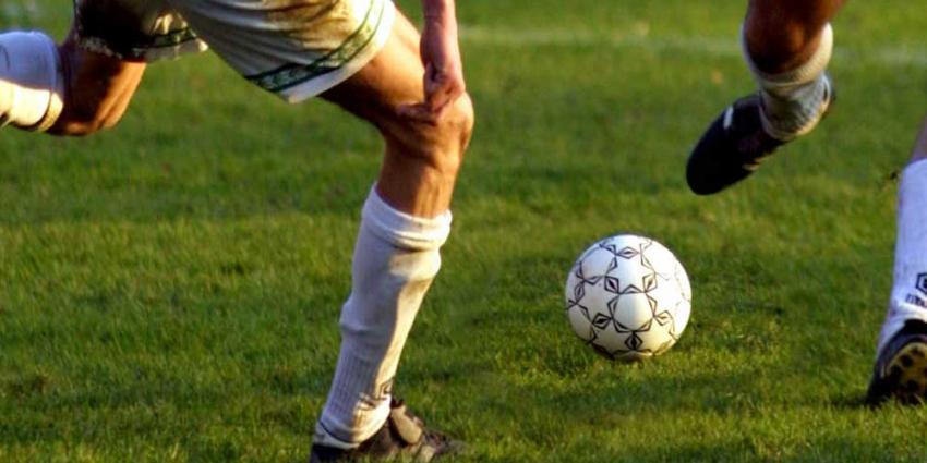 Foto van grasmat voetbal | Archief EHF