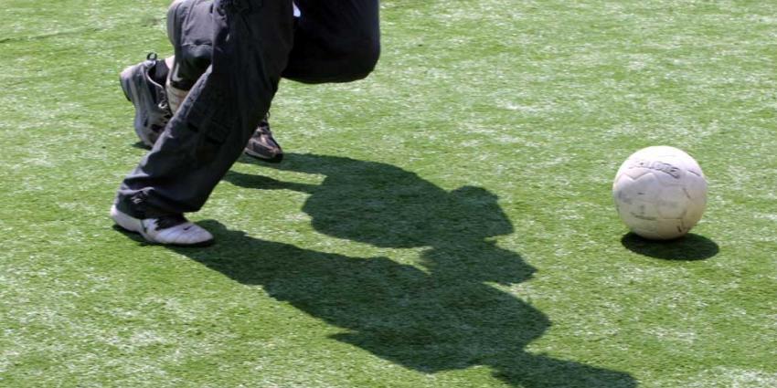 Derde arrestatie in onderzoek steekincident voetbalveld Helmond