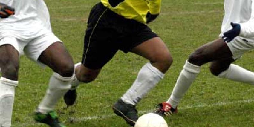 Foto van voetbal | Archief EHF