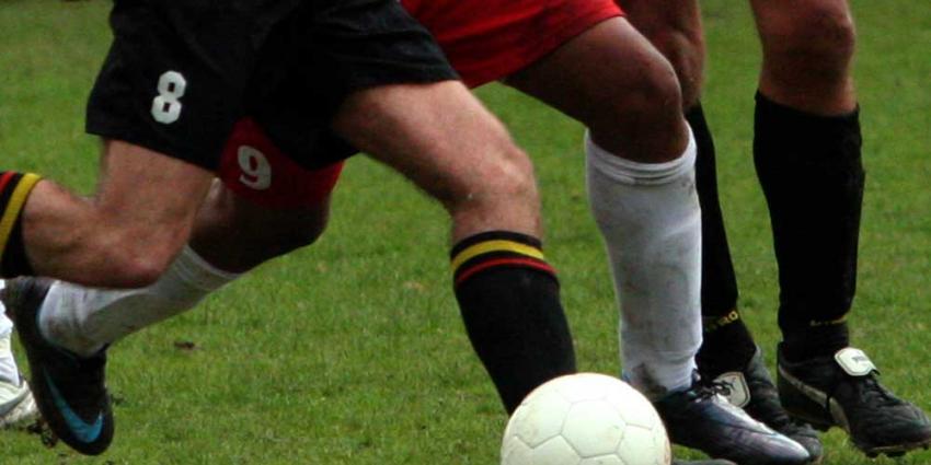 Foto van voetballers | Archief EHF