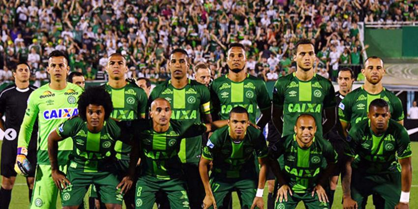 Vliegtuig met voetbalteam neergestort in Colombia