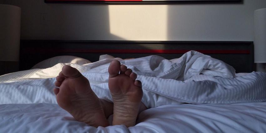 Bed slapen