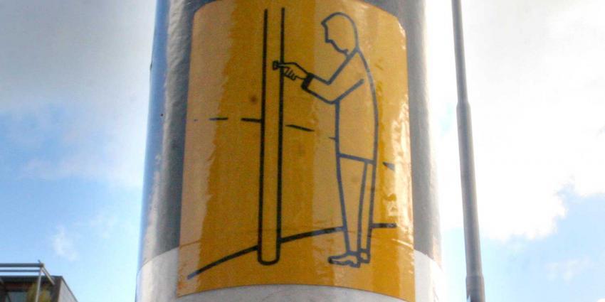 voetganger-oversteek
