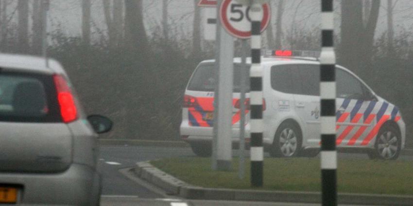 16-jarige bestuurder veroorzaakt gevaarlijke momenten op in Rotterdam