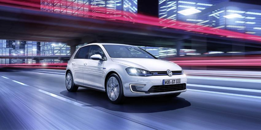 Volkswagen presenteert de Golf GTE