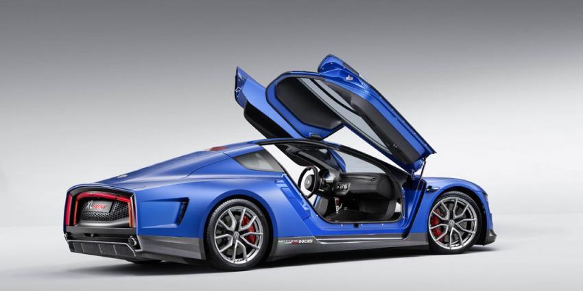 Ducati en Volkswagen smelten samen tot de XL Sport